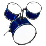 Bass drum & tom toms - MDS80-BL