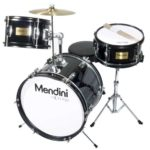 Image of the 16-inch 3-Piece Mendini Junior Drum Set