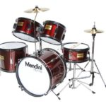 Image of the 16-inch 5-Piece Mendini Junior Drum Set