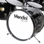 Image of the Bass-Drum view of the MJDS-5-BK Drum set