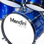 Image of the Bass-Drum view of the MJDS5-BL Drum set
