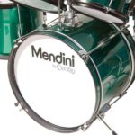 Image of the Bass-Drum view of the MJDS5-GN Drum set