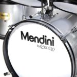 Image of the Bass-Drum view of the MJDS5-SR Drum set