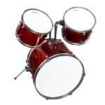Image of the Bass drum & Toms - MDS80-BR