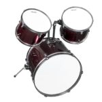 Image of the Bass drum & Toms - MDS80-WR
