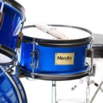 Image of the Snare drum view of the MJDS5-BL Drum set