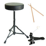 Image of the Throne - Drum sticks - Bass drum pedal - MDS80-BR