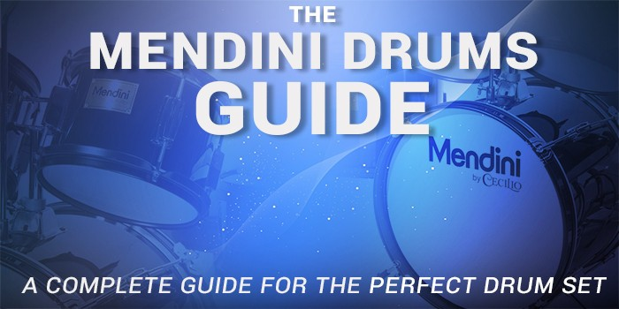 Mendini Drums Guide - Desktop Hero Banner