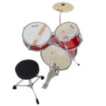 Top view image of the MJDS-1-BR Drum set