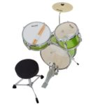 Top view image of the MJDS-1-GN Drum set