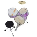 Top view image of the MJDS-1-PL Drum set