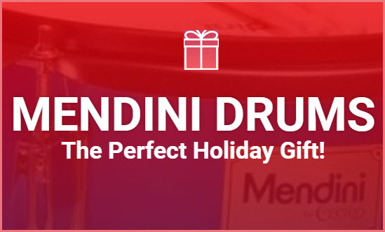 Mendini Holiday Kids Drum Set Gift - Sidebar Banner